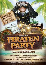 Kindergeburtstag Piratenparty
