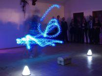 LED Iceman Show