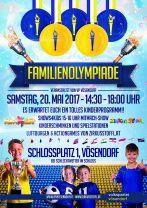Familienolympiade Vösendorf Familienfest Zirkusstoffl