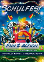 Schulfest Fun & Action