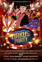 Faschingsfest Motto Zirkus