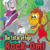Kindertheater Die total affige Rock Omi