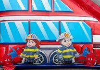 Feuerwehrrutsche