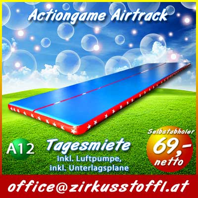 Actiongame Airtrack